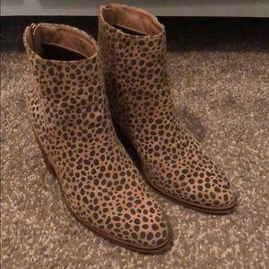 Shoes - Leopard Bootie